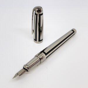 penna-stilografica-S.T.Dupont-platino-lacca