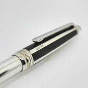 penna-stilografica-montblanc-145-Argento-carbonio