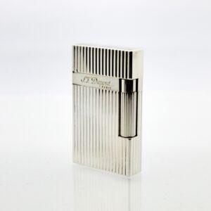 accendino-linea-2-argento-linee-verticali
