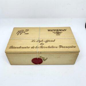 penna-stilografica-Man-100-waterman-bicentenario-della-Rivoluzione-Francese
