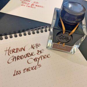 inchiostro-Herbin-1670-Caroube-De-Chypre