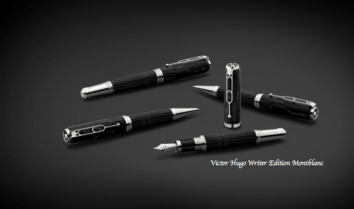 penna-stilografica-victor-Hugo-Montblanc-writers-edition